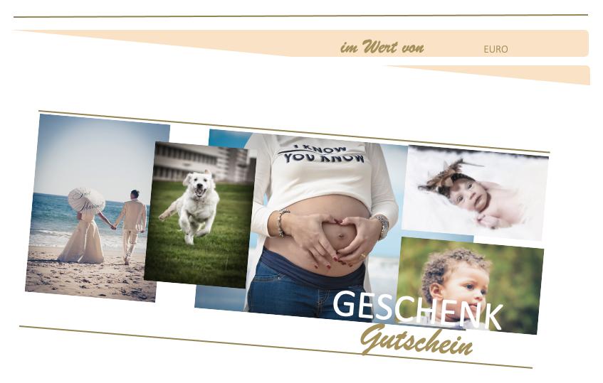 Geschenkgutschein Studio Galo Photography
