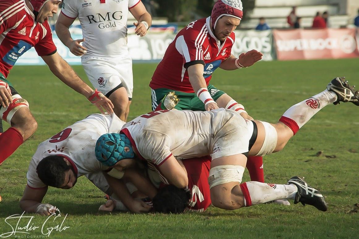 Sportfotografie Rugby