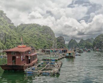 Vietnamreise Halong Bay